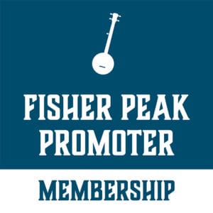 2020 Blue Ridge Music Center Fisher Peak Promoter Membership