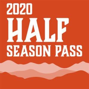 2020 Blue Ridge Music Center Half Season Pass