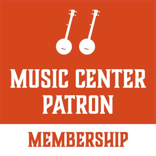 2020 Blue Ridge Music Center Patron Membership
